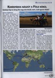 Tájoló Magazin 2011/3. - 360fokbringa beharangozó 1. rész