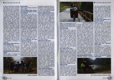 Tájoló Magazin 2011/3. - 360fokbringa beharangozó 2. rész
