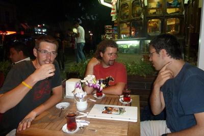 Tea Edirne központjában